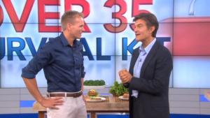 Mark on Dr OZ