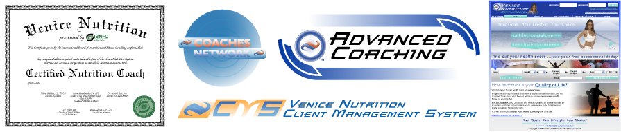 Elements of Venice Nutrition