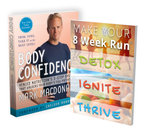 8 Week Run or Body Confidence Plan