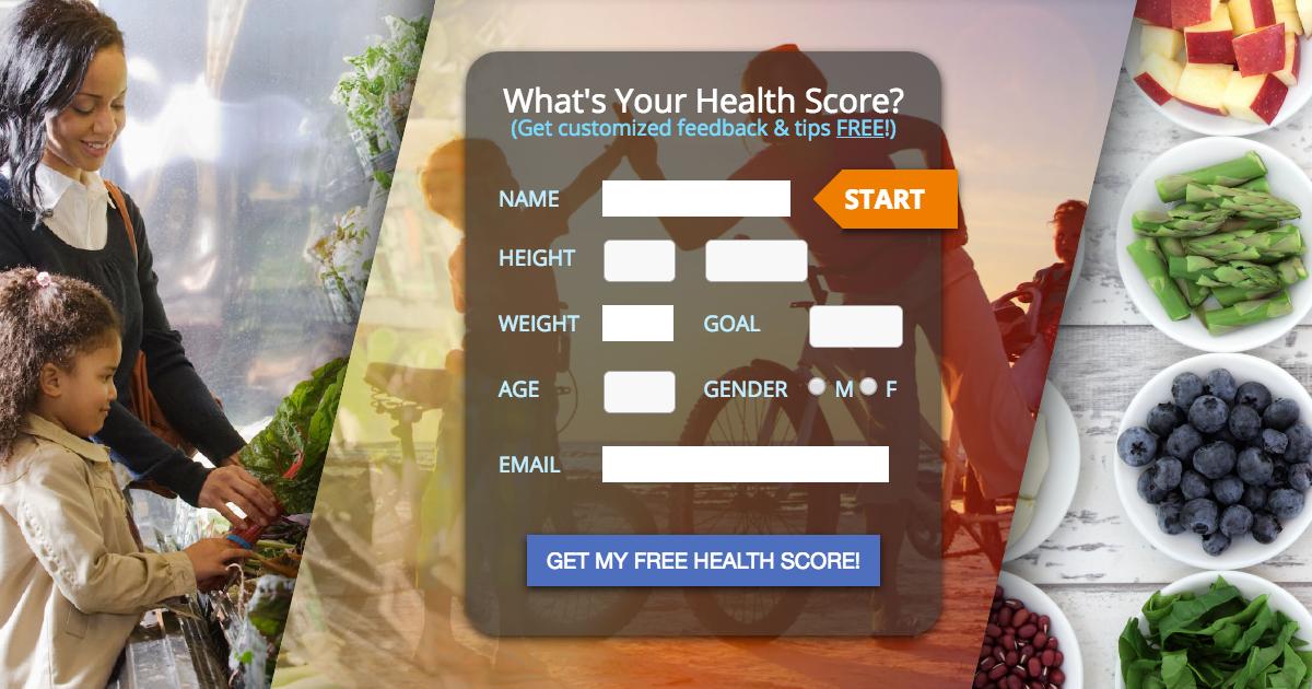 Venice Nutrition - What's Your Health Score?