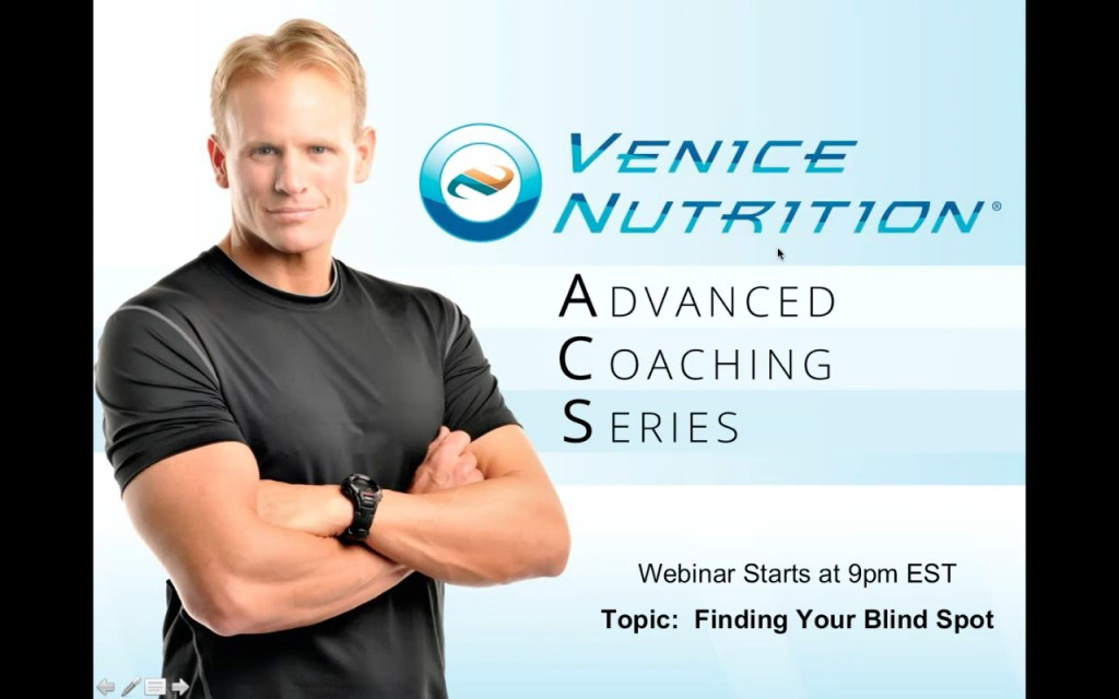 VN Advanced Coaching - 2014-09-10 - Discovering Your Blind Spot