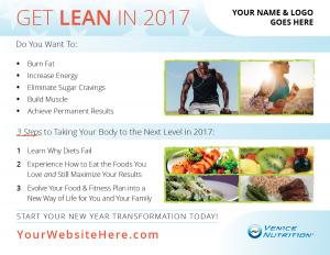 Get Lean in 2017 - Co-Brand Sample