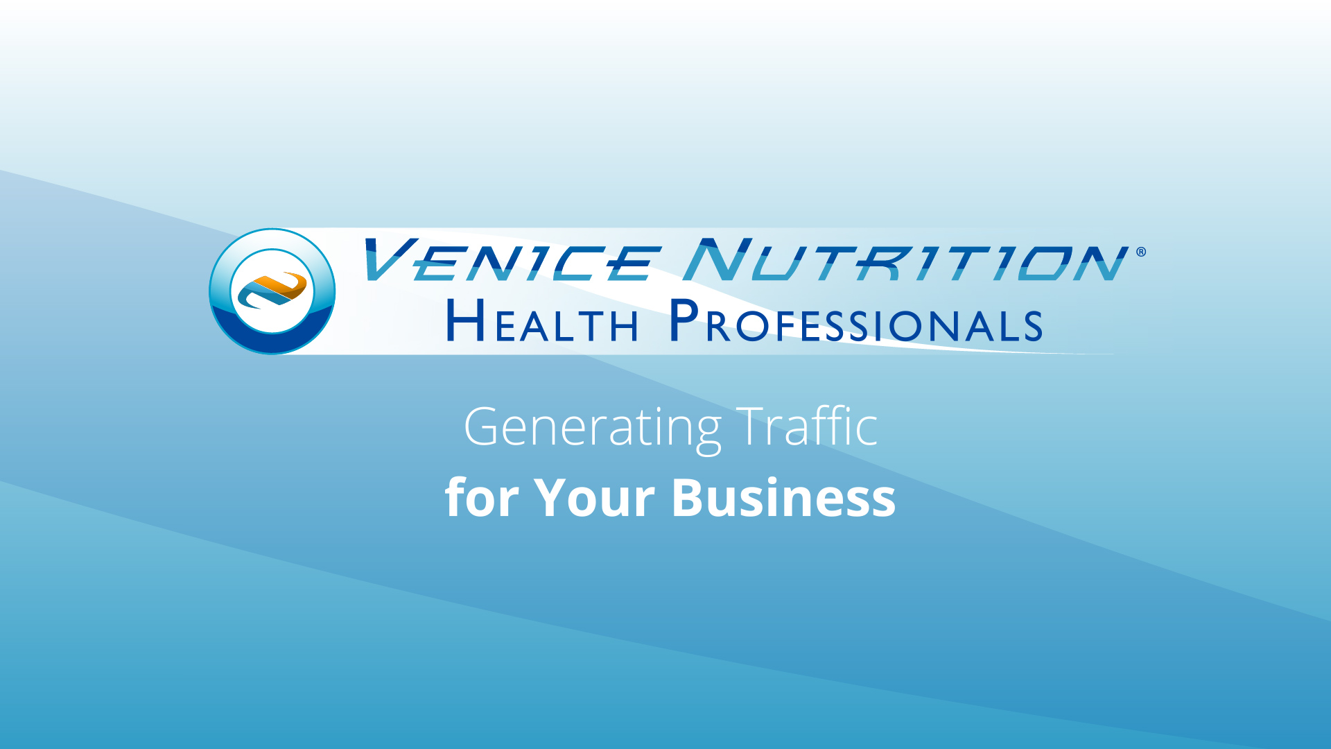 Nutrition Coach Video Generating Traffic for Your Business