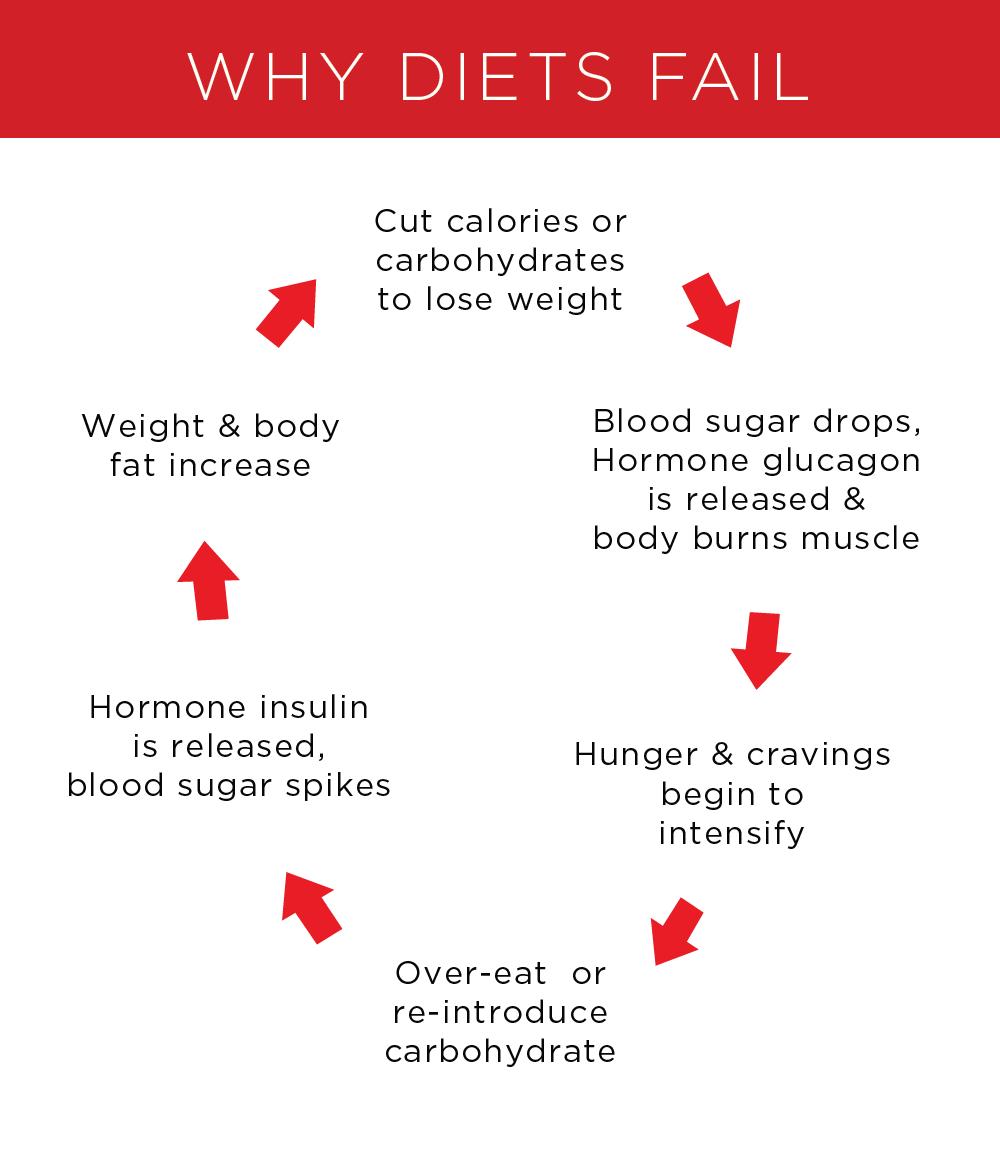 Why-Diets-Fail