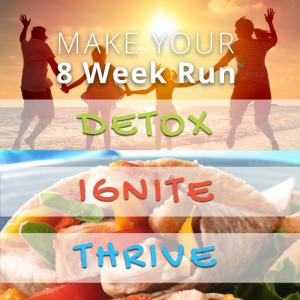 Make Your 8 Week Run